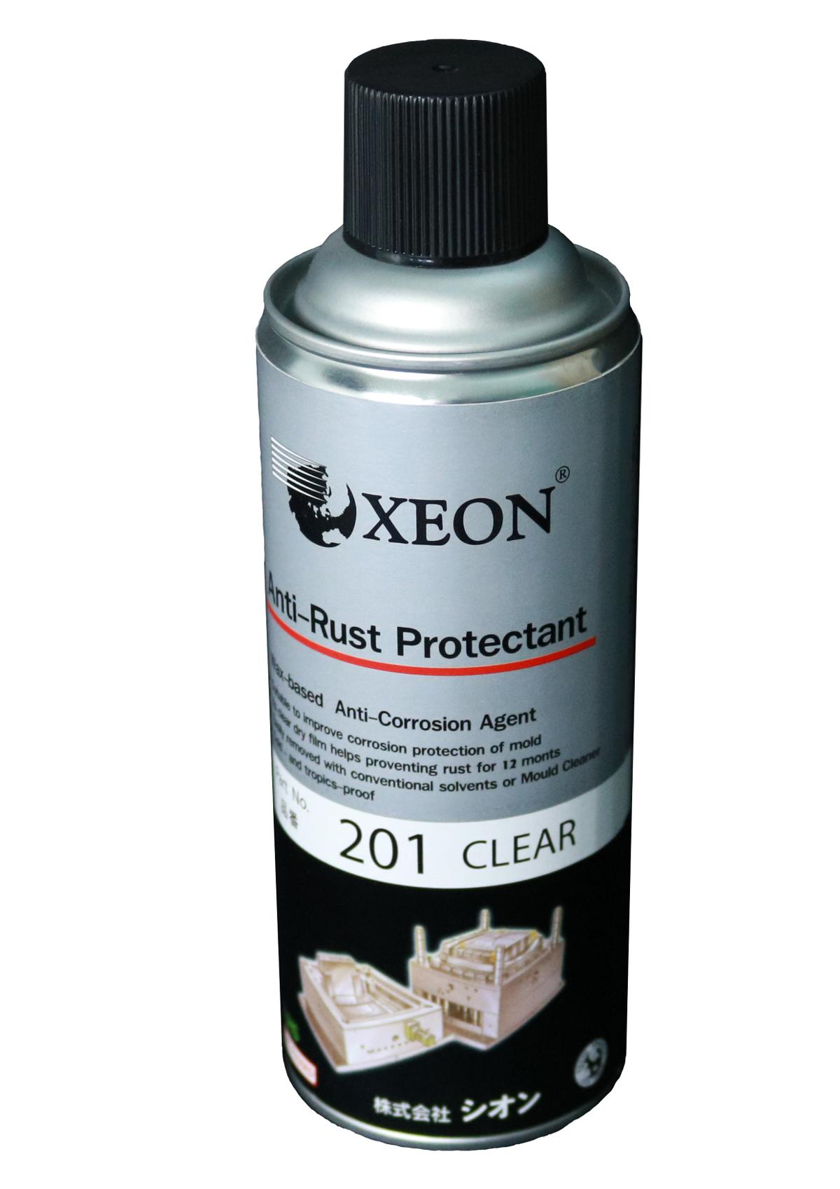 XEON 201 Anti-Rust Protectant (Clear)