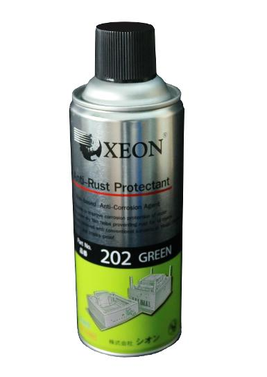 XEON 202 Anti-Rust Protectant (Green)